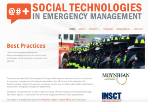 Social Technologies in Emergency Management